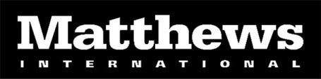 Matthews International Launches Matthews Supply Chain Automation Division.