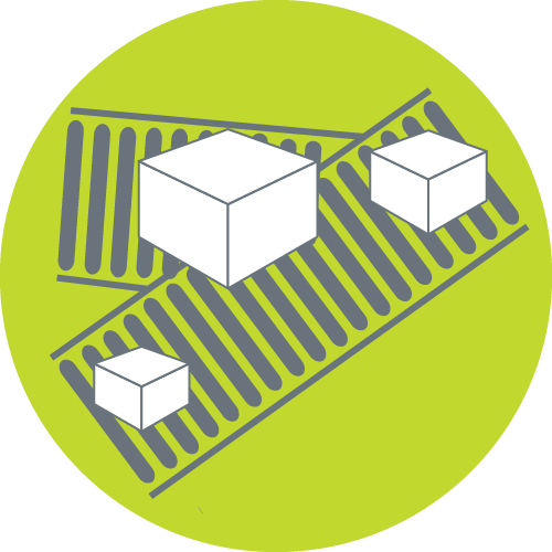 Container Routing Icon