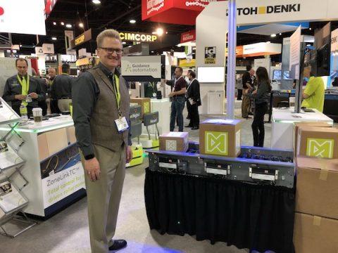 Matthews' Inbound Receiving Solution Featured by Modern Materials Handling